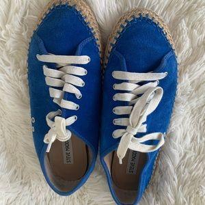 Espadrille Steve Madden lace shoes